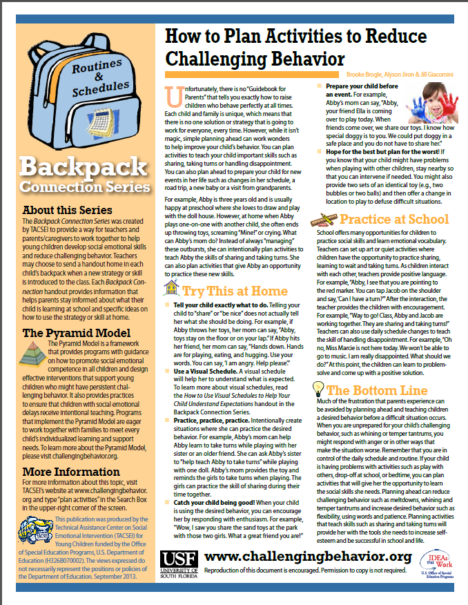 Image - backpack series article image